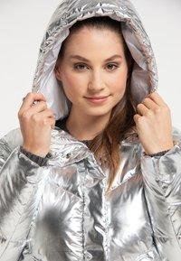 myMo - Winter coat - silber - 3