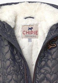Chipie - Winter jacket - indigo - 2