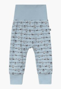 Jacky Baby - PANDA LOVE 3 PACK - Broek - blue - 3