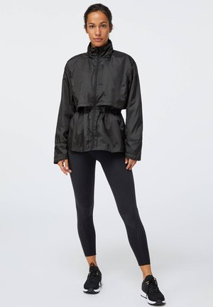 ULTRA-LIGHT RUN - Light jacket - black