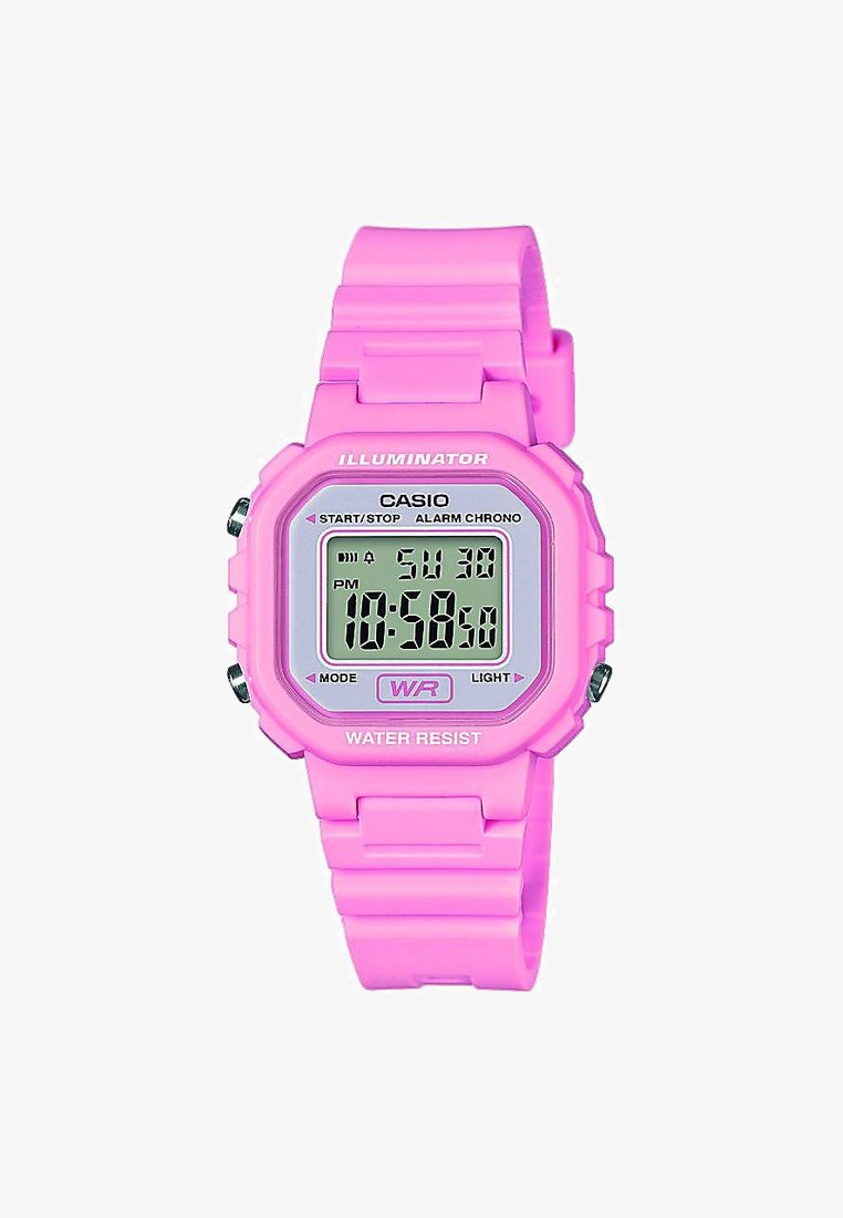 Casio - DAMEN - Reloj digital - rose