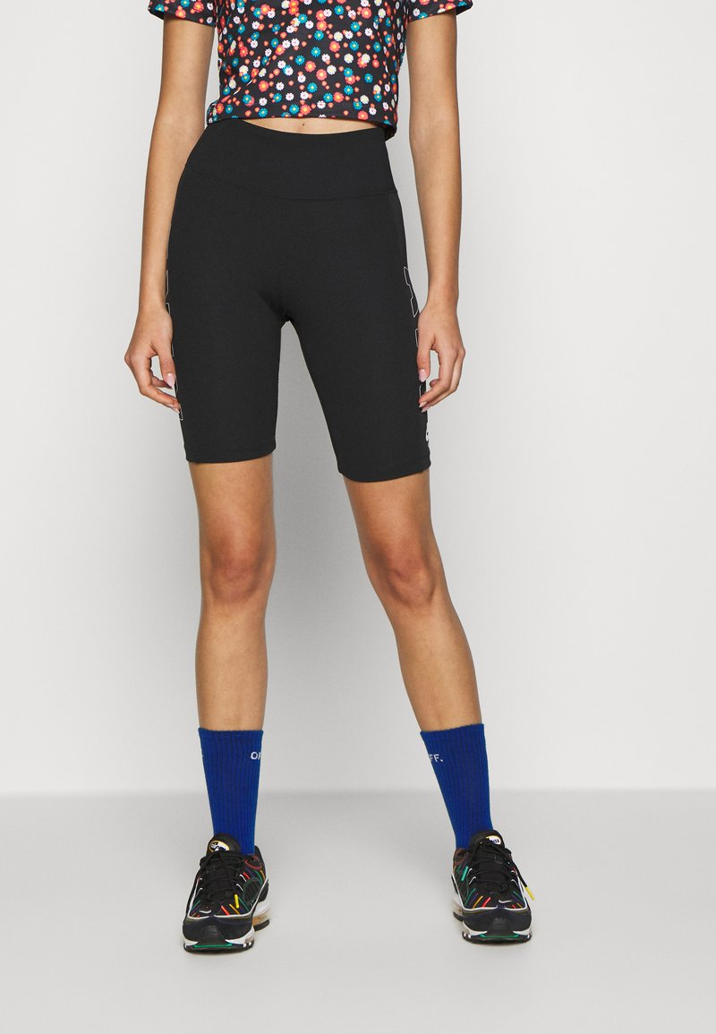 Nike Sportswear - W NSW AIR BIKE - Shorts - black