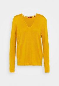 Jersey de punto - yellow