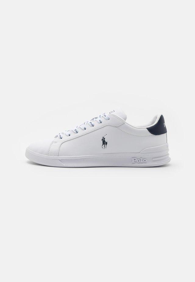 UNISEX - Sneakersy niskie - white/newport navy