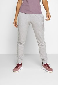 adidas Performance - BLOCK PANT - Trainingsbroek - grey - 0