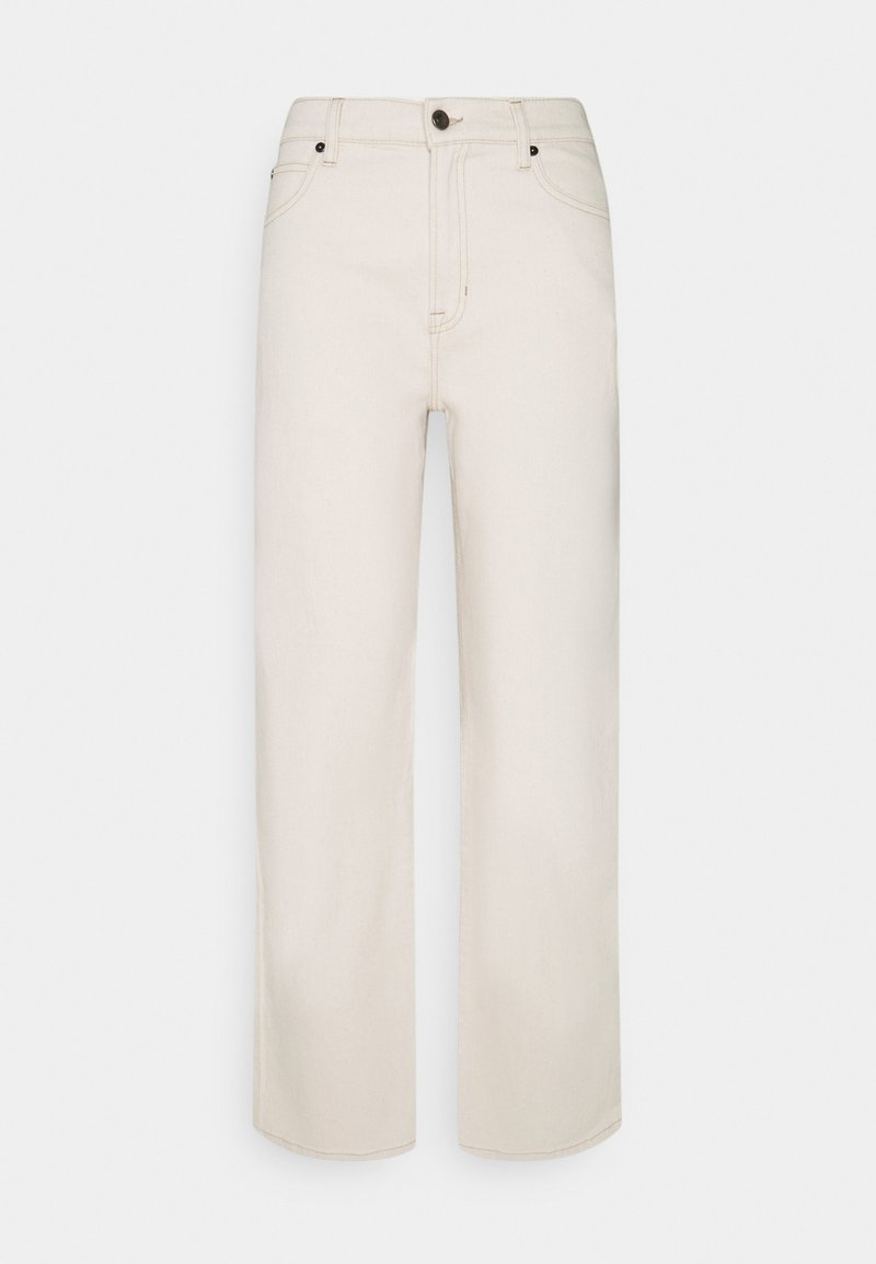 Ivy Copenhagen - MIA STRAIGHT  - Jeans straight leg - ecru