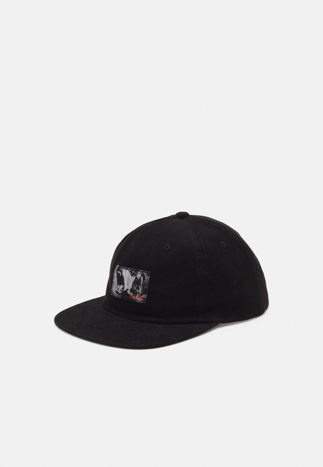 BITE SNAPBACK UNISEX - Pet - black