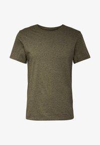 BASE-S R T S\S - Basic T-shirt - green