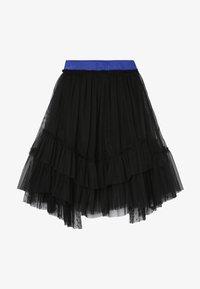 Pinko Up - BAMBINAIA GONNA PLUMETIS - A-line skirt - black - 2