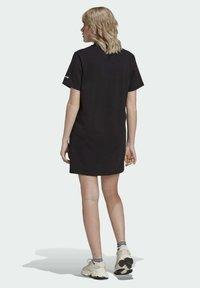 adidas Originals - ORIGINALS ADICOLOR DRESS - Jerseykjoler - black - 2