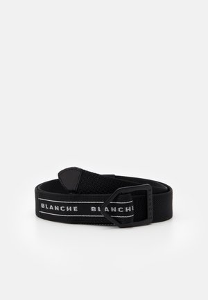 BUCKLE BELT - Waist belt - black