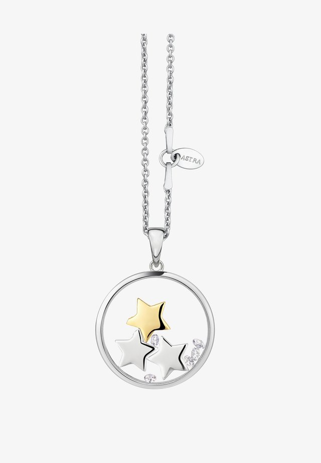 LUCKY STARS - Hanger - white gold