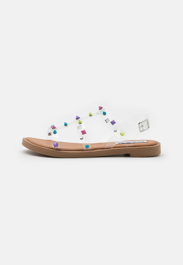 JDYNO - Sandals - clear/multicolor