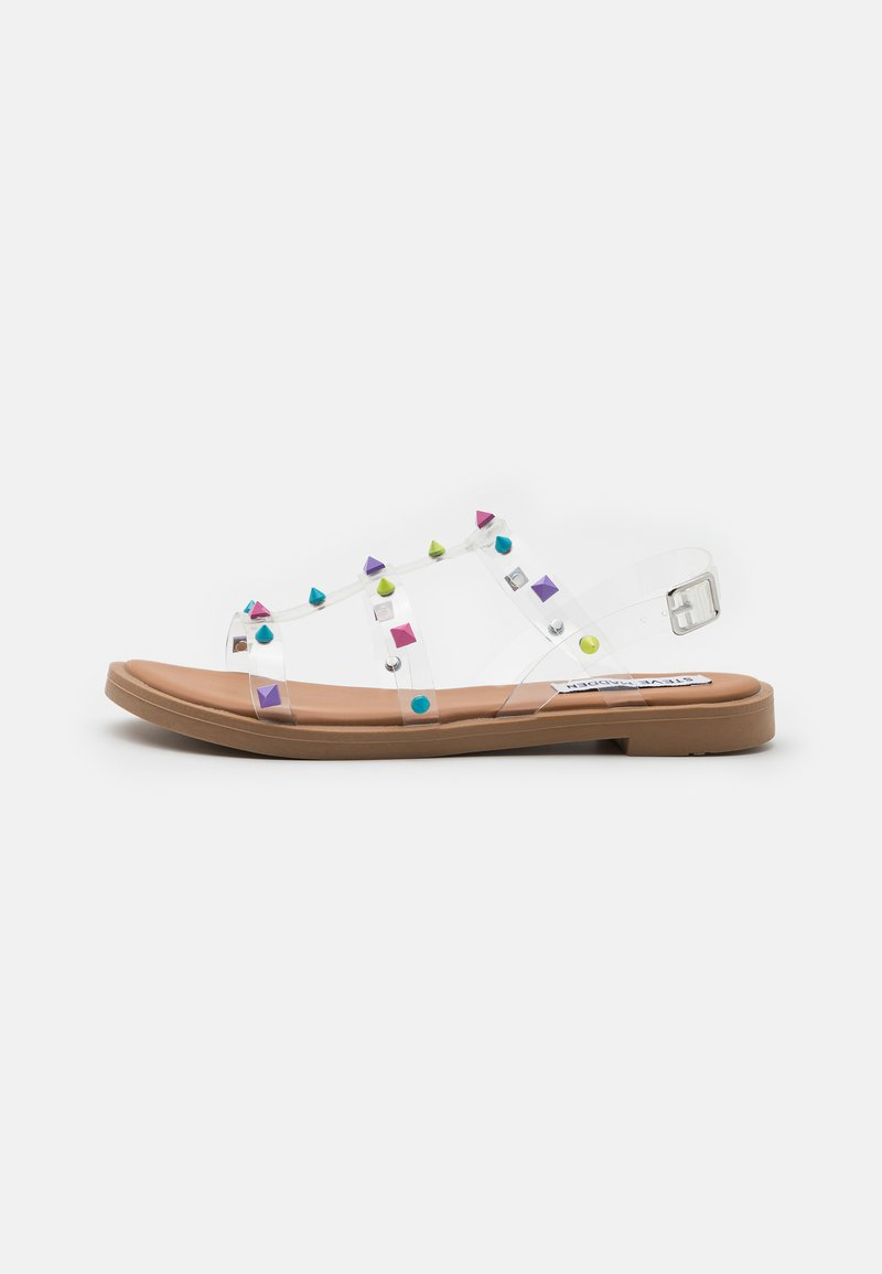 Steve Madden - JDYNO - Sandals - clear/multicolor