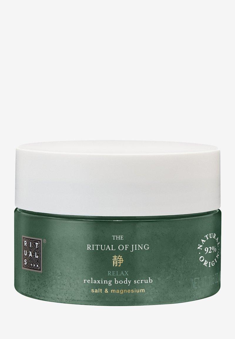 Rituals - THE RITUAL OF JING BODY SCRUB - Body scrub - -