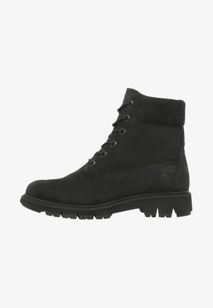 LUCIA WAY 6IN WP BOOT - Schnürstiefelette - black
