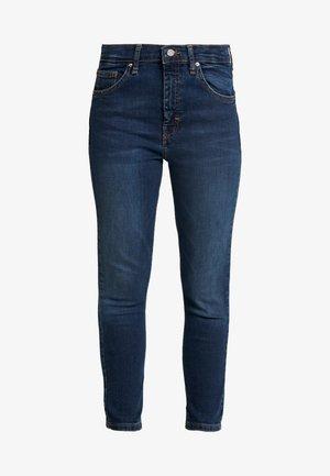 JAMIE CLEAN - Skinny džíny - indigo
