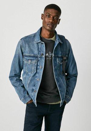 PINNER - Denim jacket - denim