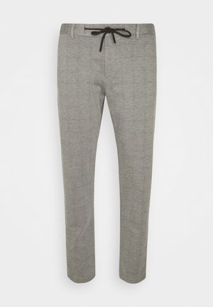 MAXTON - Trousers - silver