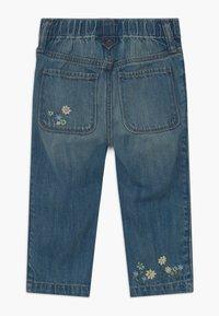 GAP - Straight leg jeans - blue denim - 1