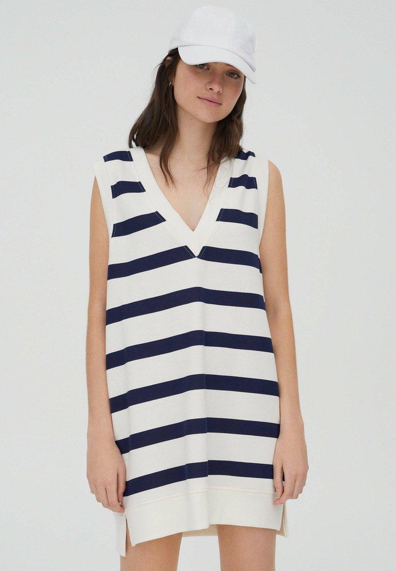 PULL&BEAR - DRESS - Day dress - white