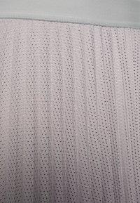Rich & Royal - PLISSEE SKIRT - Plisovaná sukně - cloudy grey - 4