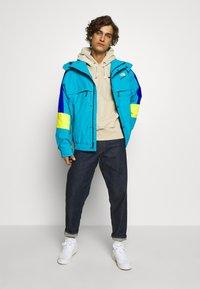 The North Face - EXTREME RAIN JACKET - Summer jacket - meridian blue combo - 1