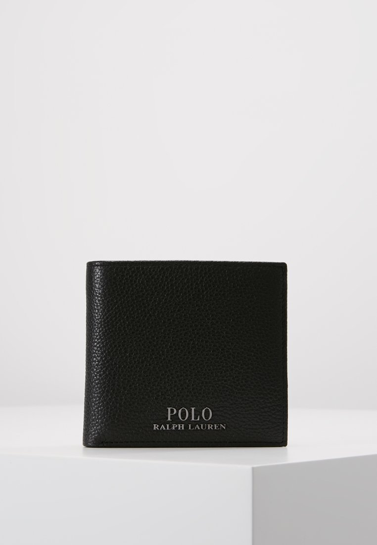 Polo Ralph Lauren - LOGO BILL COIN - Wallet - black