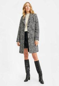 WE Fashion - Klassisk frakke - multi-coloured - 1