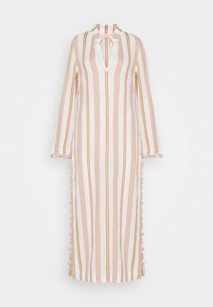 STEPHANIE BEACH CAFTAN - Maxi dress - pink