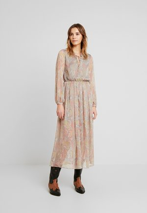 CASANDRA - Maxi šaty - multi