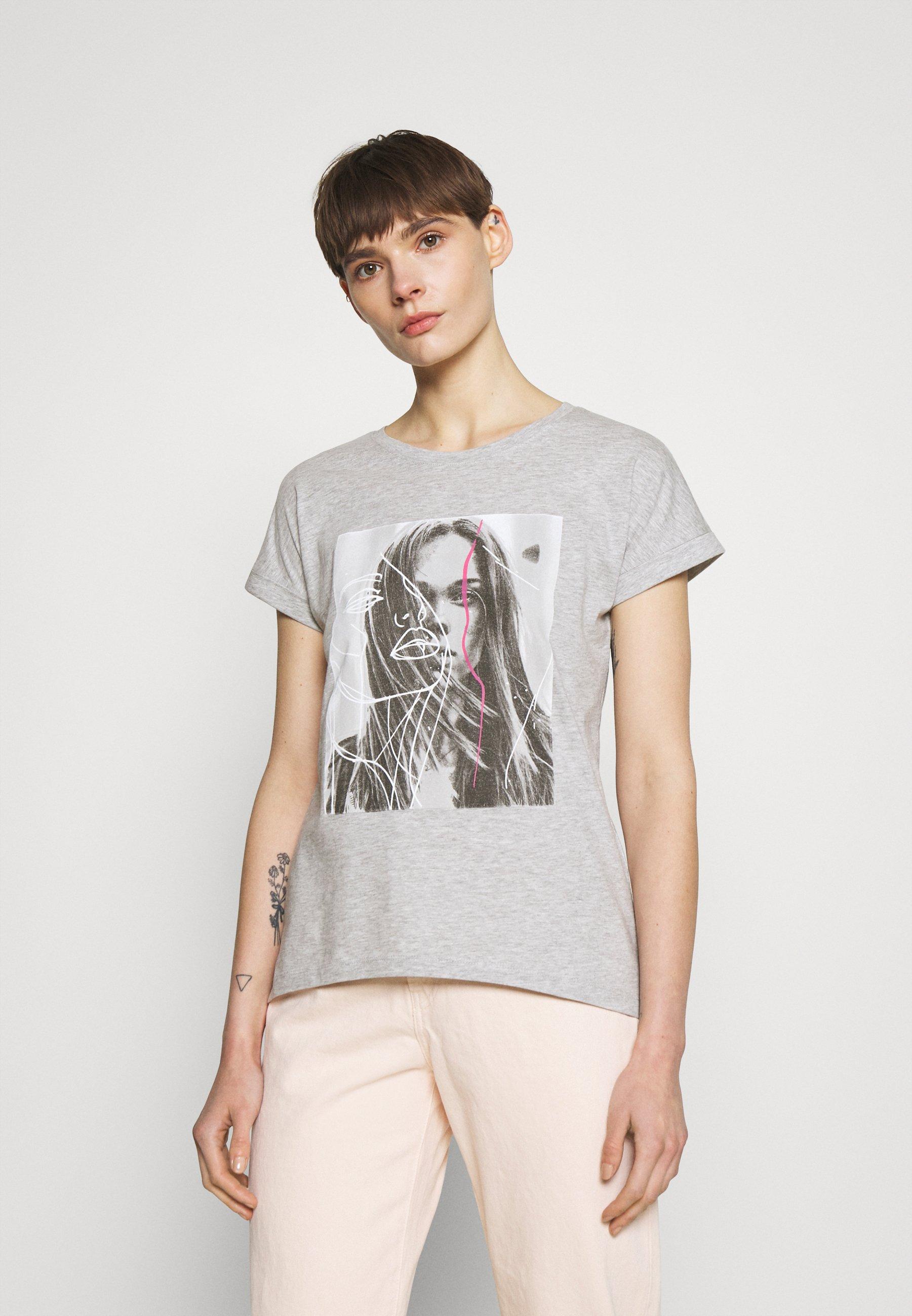 Women JDYLOUISA LIFE - Print T-shirt