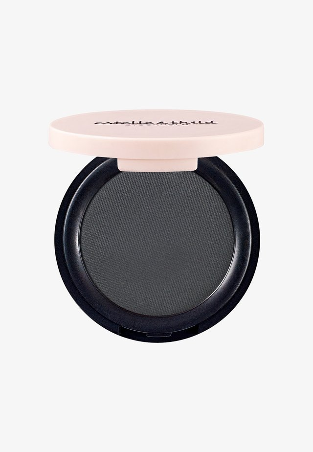 BIOMINERAL SILKY EYESHADOW 3G - Cień do powiek - noir