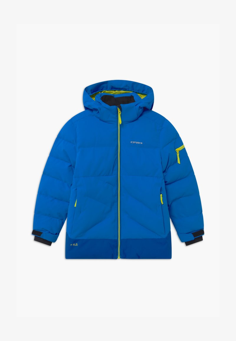 Icepeak - LOUDON UNISEX - Snowboardová bunda - royal blue