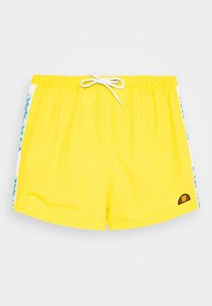 FADALDTO - Shorts da mare - yellow