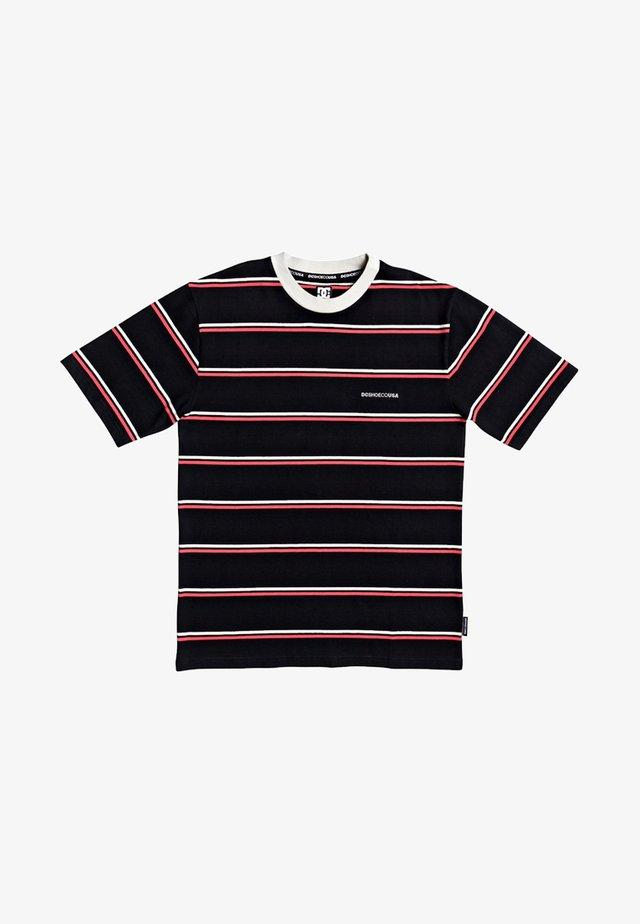 CORNING  - T-shirt print - black