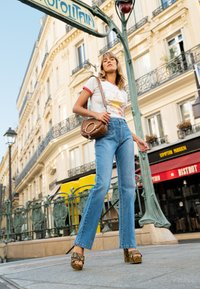 See by Chloé - Flared Jeans - shady cobalt - 2