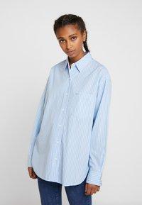 Levi's® - Button-down blouse - adelia stripe powder blue - 0