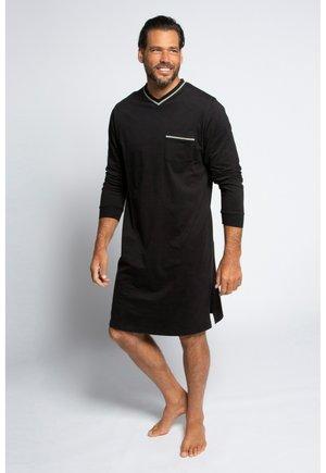 Pyjama top - noir