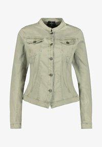 Monari - Denim jacket - dusty green - 0
