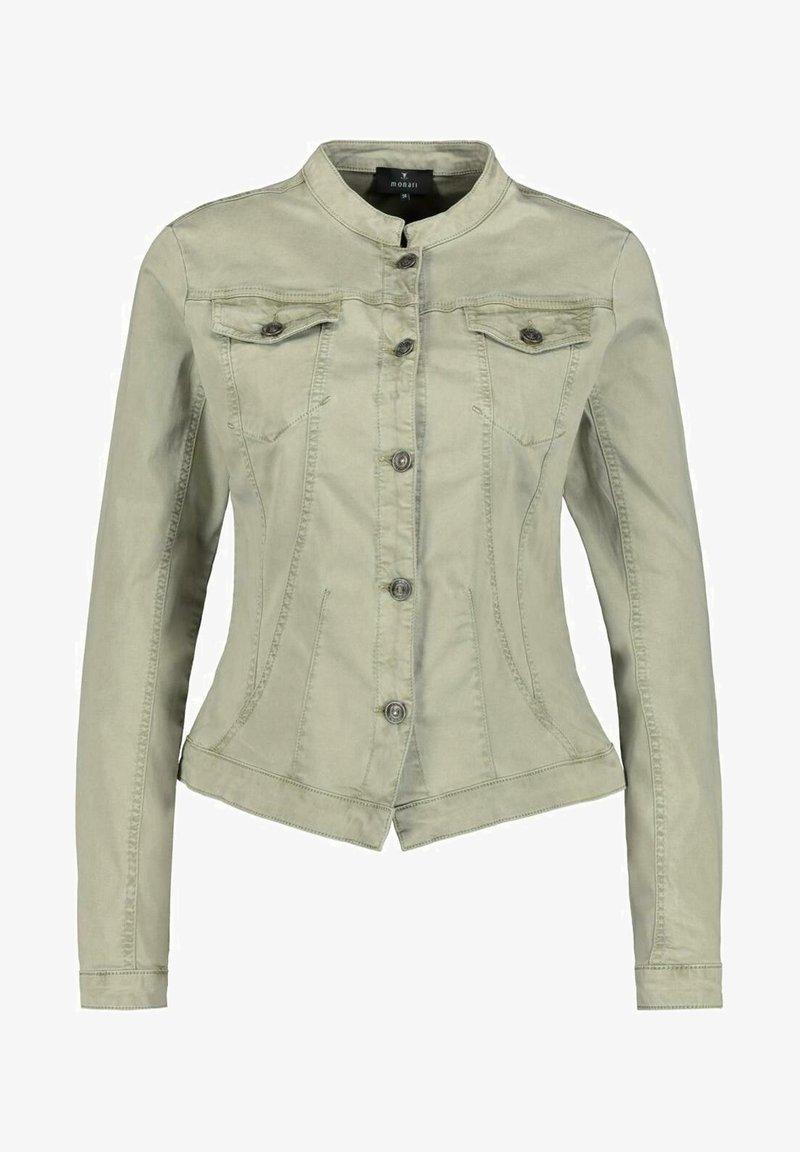 Monari - Denim jacket - dusty green