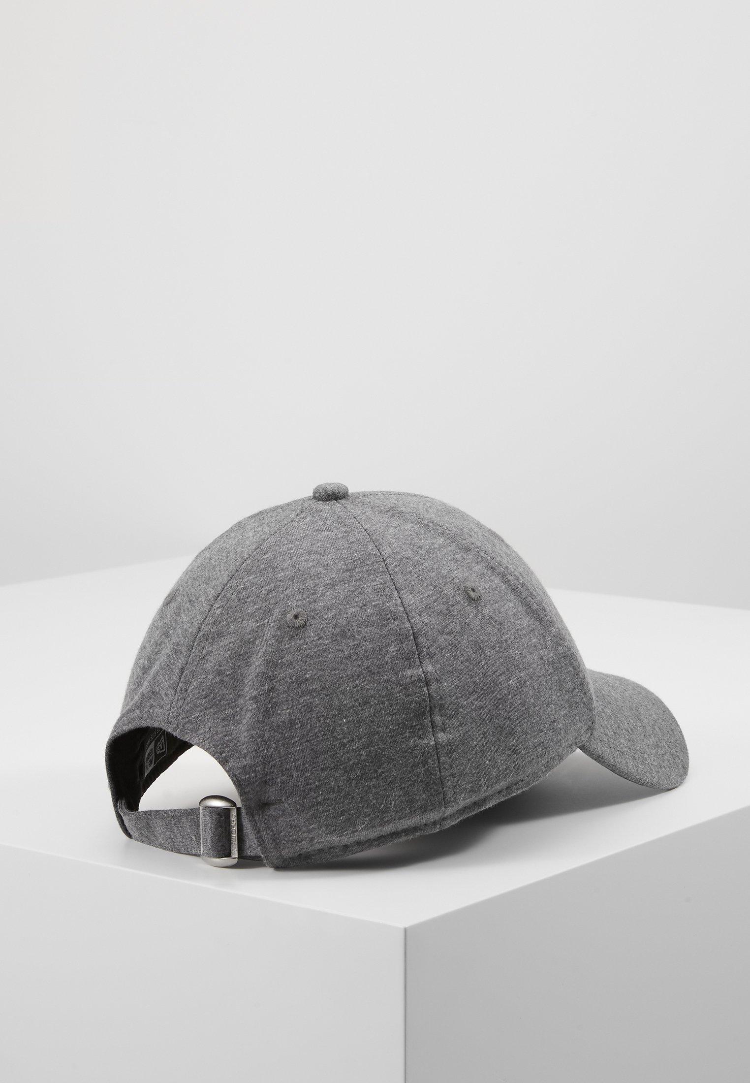New Era Essential 9forty - Cap Grey Heather/grau
