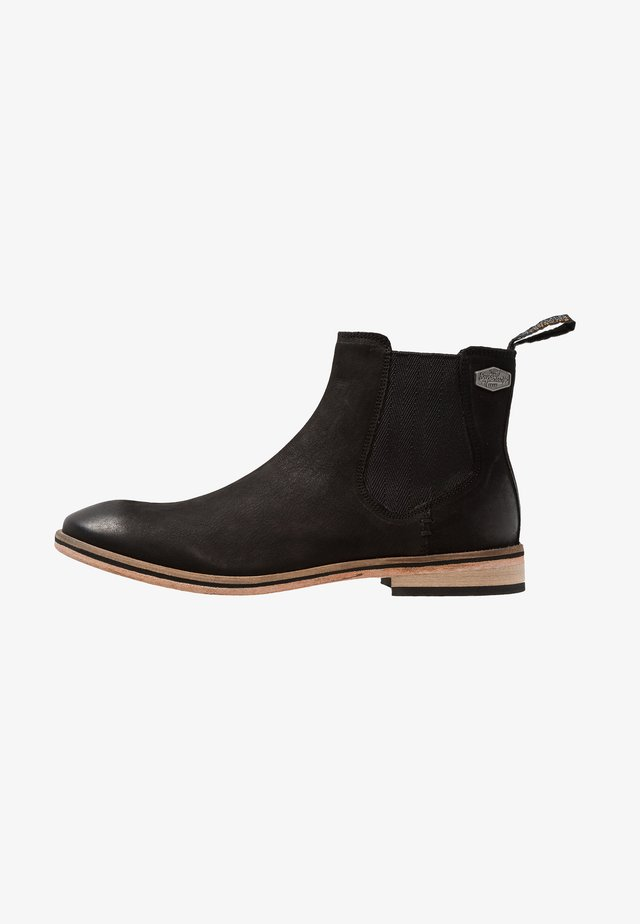 METEORA CHELSEA BOOT - Classic ankle boots - black