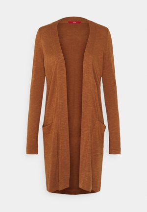 LANGARM - Cardigan - brown