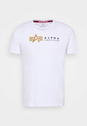 LABEL - Print T-shirt - white