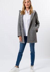 zero - Jeans Skinny Fit - mid blue stone wash - 1