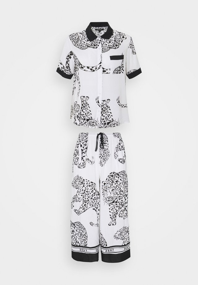 WEEKEND STAPLES - Pyjama - white