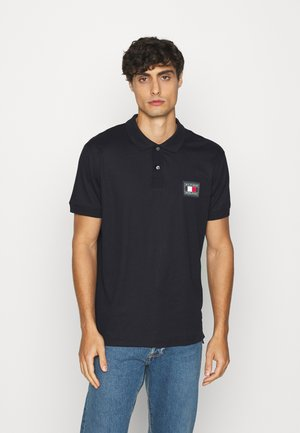 FLEX ICON BADGE REGULAR - Polo shirt - blue