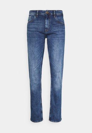 BLIZZARD FIT - Jeans straight leg - denim dark blue