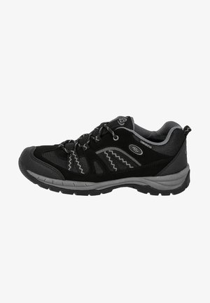 FRESNO - Hiking shoes - black